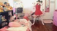 日本可爱美女mm热舞自拍