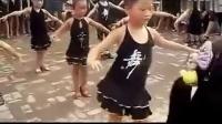 简单儿童舞蹈--少儿拉丁舞入门教学(女子舞步)[高清]