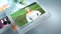 A00568--玻璃质感空间图片视频宣传展示AE模板