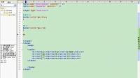 视频: 018-html标签(3)-表格1