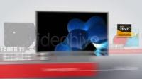 2228 快节奏商业广告展示模板 电视栏目包装片头 国外AE工程