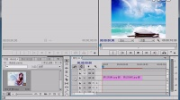 062 premiere cc影视实例编辑-纹理化转场制作梦幻天使,q群:248477432