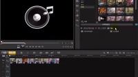 会声会影X6速成完整视频教程 第5章 10 嵌入音乐与静音