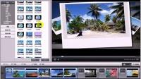 会声会影X6完整视频教程 第4章 2 相片故事 样式套用