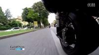 杜卡迪Ducati Monster 821 城市街道骑行视频