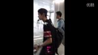 [MeetLu]140717 浦东机场接机 鹿晗
