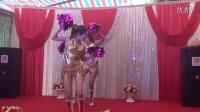 大地飞歌庆典女子双人舞蹈《向前冲》