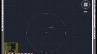 cad教程 cad平面图入门 19圆的绘制方法_0001