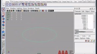 20 maya基础-曲面成型命令组-AAA数字艺术教育