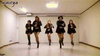 【粉红豹】韩国性感长腿女团Waveya_T-ara_Cry Cry_编舞Sexy jazz