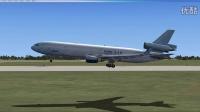 视频: FSX PDMG MD-11F落地