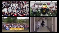 [排行]海外最受欢迎的kpop歌曲top5 bigbang,少女时代,SJ,psy