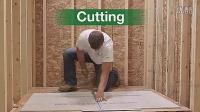 轻骨架低层独立住宅室内石膏板(水泥纤维板)铺装详解2