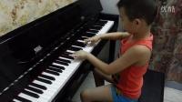林彦桦钢琴三级备考–十二音阶琶音