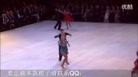 【2014黑池舞蹈节】洲际对抗赛 拉丁舞 牛仔舞 赵亮