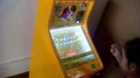 最新款炫彩投币弹珠机,您自己的自动赚钱机!