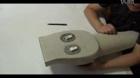 王加喜服装打版技术教程2T服装平面制版裤子打板1