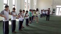 全景教育盲人关怀--视障儿童感统训练