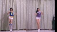 视频: 【紫嘉儿】AOA 短发 双人版舞蹈
