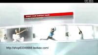 超炫未来科技风 手指触摸屏宣传演示AE模板