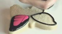 蝴蝶霜糖饼干