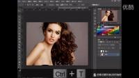 [PS]photoshop PS CS6基础教程 快速选择工具 新人学习必备08