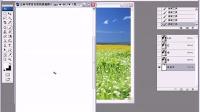 PS人物数码照片处理36 主体与背景自然衔接