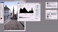 PS人物数码照片处理技法视频教程19 调整透视变形的照片