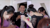 June 14,2014 Gong Pei Xin  Zhai Chong Wedding FILM 梦电影