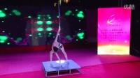 广州花都DL舞蹈培训 性感钢管舞 DL老师钢管舞管技展示