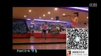 韩国爵士舞蹈分解动作 爵士舞基础训练