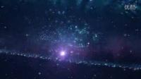 震撼绚丽的宇宙粒子爆破logo片头AE模板