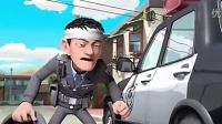 《熊出没之夺宝熊兵》大电影3D 南瓜炸弹