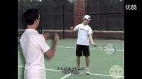 中英文FYB音乐正手-路径网球5-挥拍教程台拳道步聚基础图片