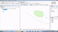 ArcGIS捕捉有关操作和追踪其他图层的边和面