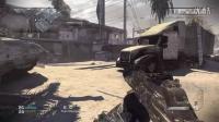 PS4 cod幽灵 沙漠图 38杀