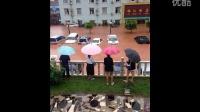 缅甸果敢老街水灾小段制作