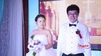 金话筒司仪团队高赞6月20日名都国际婚礼主持视频