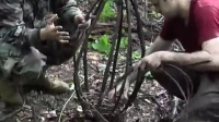 Survival Fishing- The Ultimate Primitive Basket Fish Trap