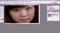 ps教程,ps基础教程,利用ps去除照片红眼。