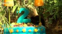 【报道】Baby Panda Turns 2 at San Diego Zoo
