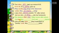 初中英语语法大全29 英语在线翻译基础  学英语视频