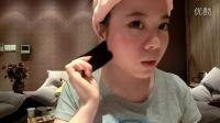膜膜皇后天竺葵瘦脸套餐正确的使用方法20天变身瓜子脸_高清视频