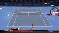 小威 Serena Williams vs 李娜 Li Na 2010年澳网女单半决赛