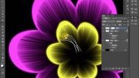 尘羽PS:滤镜制作花朵