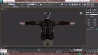 教程-3Dmax制作动画1-基本命令和模型修复