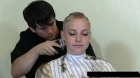 Melli shaves head bald
