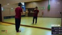 【舞蹈教学】AKB48  心のプラカード ダンス練習用 Bメロ・サビ 振り付け 【PART 2】