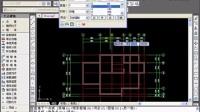 AutoCAD天正建筑与CAD标准教程4.3绘制别墅首层平面图