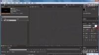 影视后期PR基础教程05  Premiere Pro CC课程与AE窗口使用对比